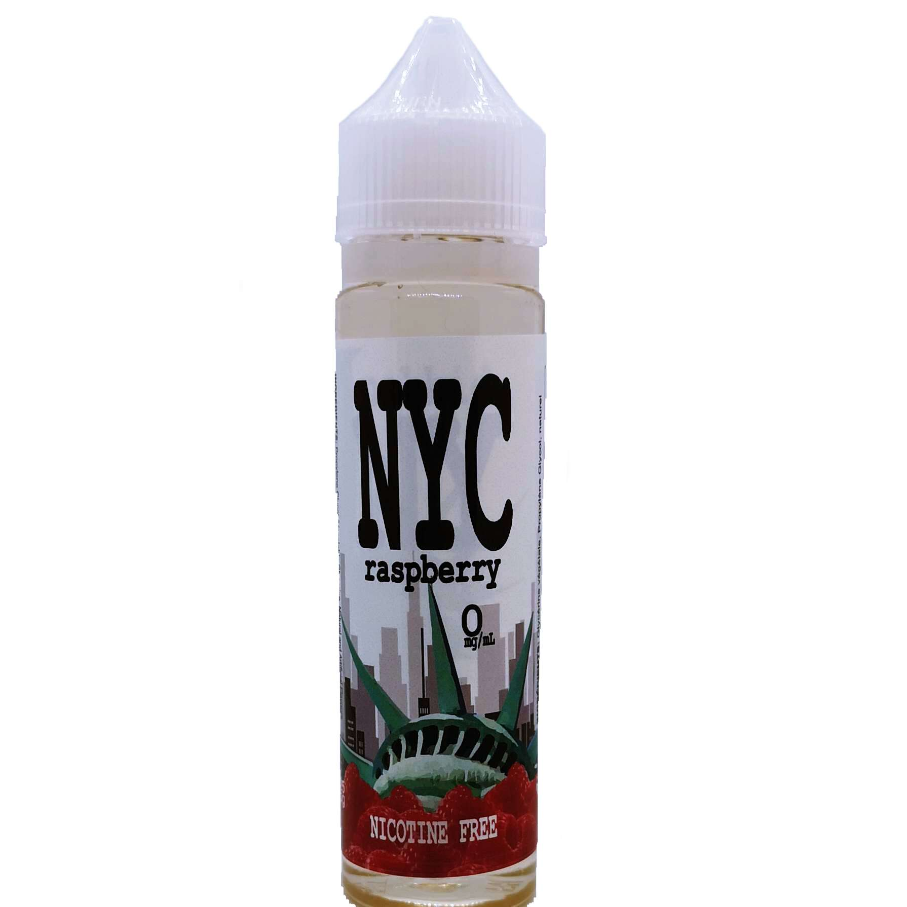 NYC-RASPBERRY-CHEESECAKE Blueberry Mad Milk E-liquid - 100ml