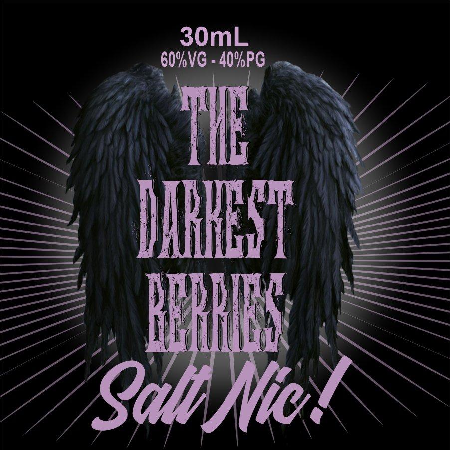 The Darkest Berries Salt Nic