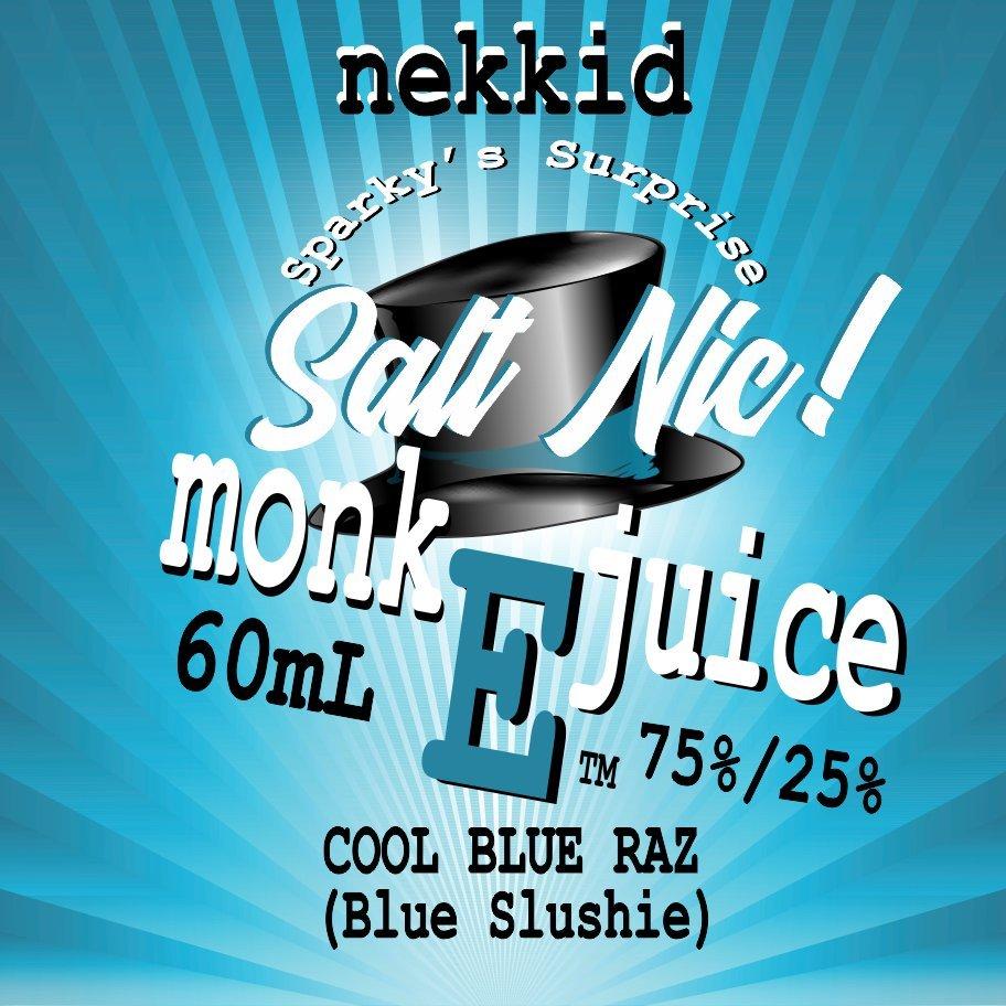 Blue Slushie Salt Nic