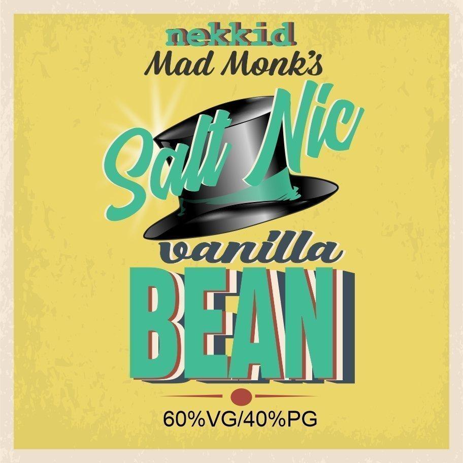 Vanilla Bean Cupcake Salt Nic