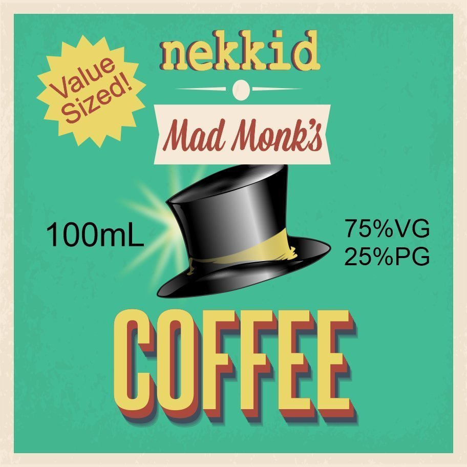 Mad Monk's Coffee