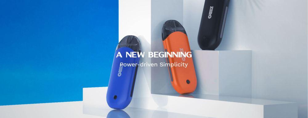 Zero Pod Kit - A New Beginning