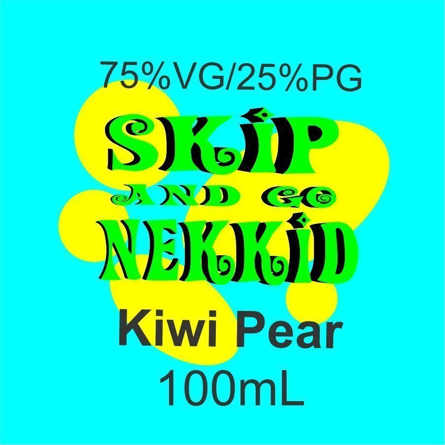 Kiwi Pear 100mL Value Sized E-Liquid