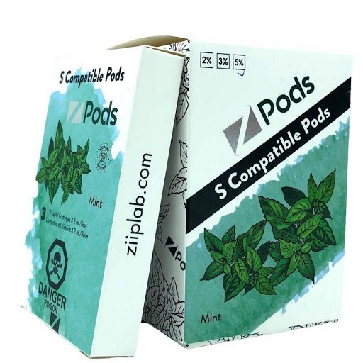 Z Pods - STLTH Compatible