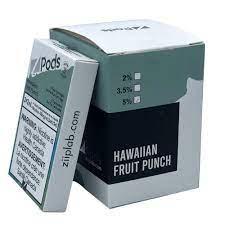 hawaiin fruit punch z pods