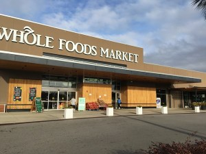 whole foods markets外観