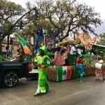 聖パトリックスディのパレード