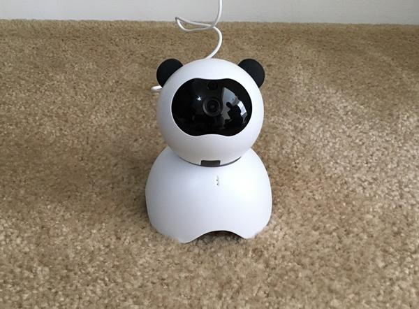 ネットワークカメラ パンダ