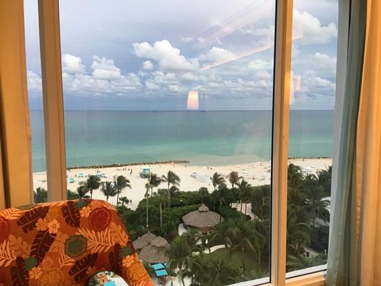 マイアミのリゾートホテル