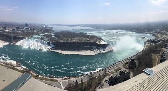 2つのナイアガラの滝