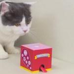 挙動不審な猫、歌を奏でる小鳥ロボのティーザー動画に登場