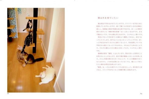 140623heguri02 600x398 - 猫と建築の幸せな関係を語る、フォトエッセーが発売に
