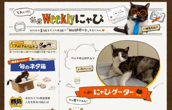 140629nhk 600x385 - NHKが猫放送協会になりつつある件について