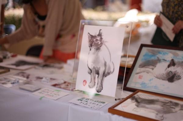 140907nekoichinekoza013 600x399 - 「ネコ市ネコ座」トークショー、杉本彩さんが猫保護活動への理解を呼びかける