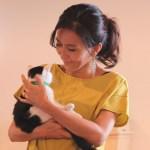 「ネコ市ネコ座」トークショー、杉本彩さんが猫保護活動への理解を呼びかける