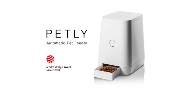 160403PETLY02 600x315 - 国産の猫ご飯マシン「PETLY」、世界最大級のデザインアワードで受賞