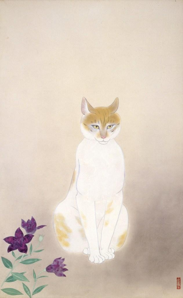 約4年ぶりお目見得叶った「班猫(はんびょう)」に、会いに出かける芸術の秋