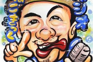 凄腕クリエイター椿路出夢さん 京華動さんにかみじょーのアイコン描いて頂きました。