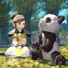 【FF14】新ミニオン「パンダ」「ピカピカ」とエモート「勝ちどき」が課金アイテムに追加!【画像あり】