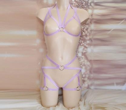 Full Body harness – Amoris Violena