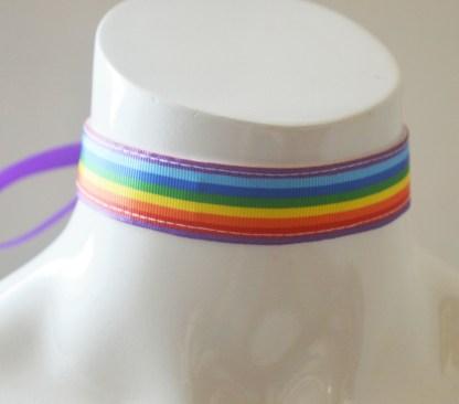 Light of rainbow