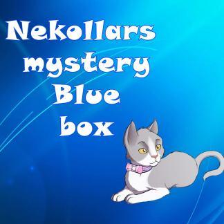 Mystery Blue Box