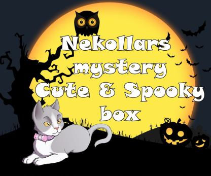 Mystery Cute and Spooky Box