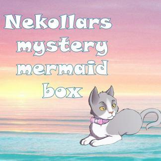 Nekollars Mystery Mermaid Box