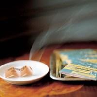 パピエダルメニイ トリプルの紙のお香、消臭効果に優れている