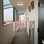 お部屋前の廊下
