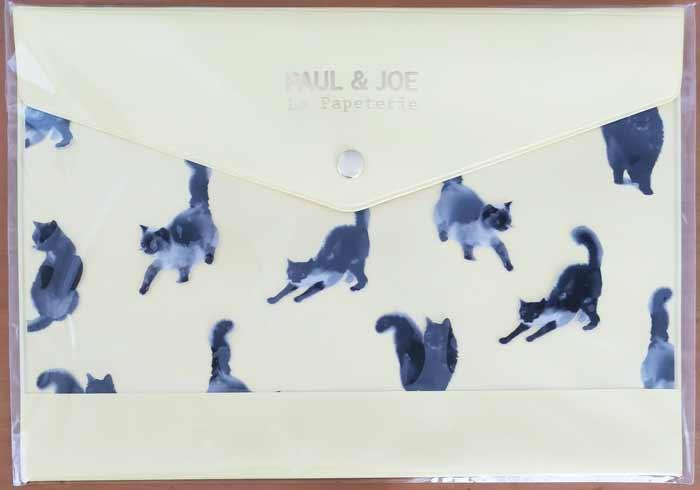 ポール&ジョーの「ステーショナリーケース」