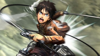 game attack on titan