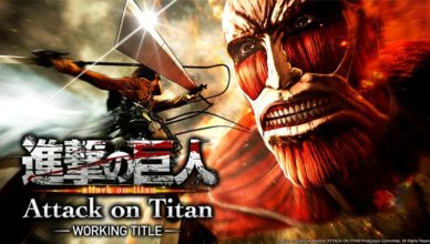 game attack on titan