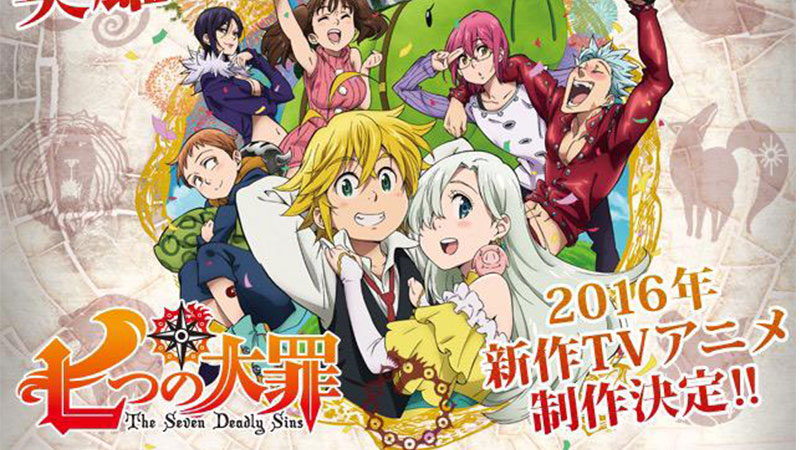 nanatsu no taizai second season