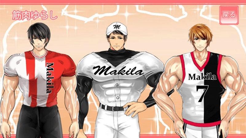 Bentuk Otot Lelaki Sesuai Selera, Hanya di Muscle Paradise!
