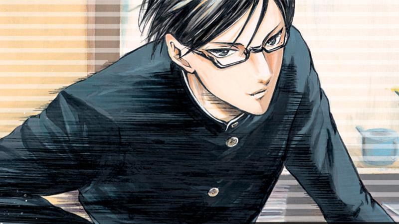 Setelah Manga-nya Tamat, Sakamoto Desu Ga? Dapatkan Adaptasi Anime!