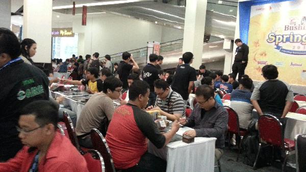 Bushiroad Spring Fest 2016 Surabaya