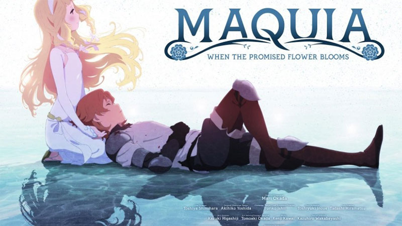 Anime Movie 'Maquia: When the Promised Flower Blooms' Akan Segera Tayang di Ponimu!