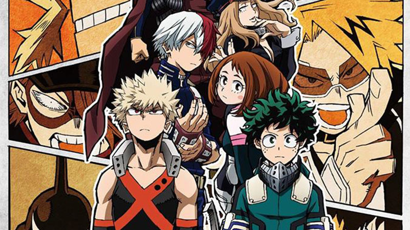 Season 3 Belum Usai, Anime Boku no Hero Academia Season 4 Sudah Dikonfirmasi!