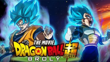 dragonball super broly