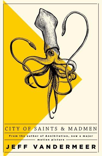 city of saints and madmen jeff vandermeer