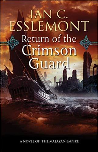 return of the crimson guard ian cameron esslemont malazan