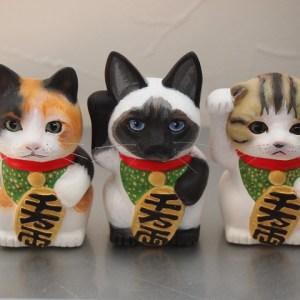 商売繁盛だけじゃなかった!招き猫の色々な意味とは!?