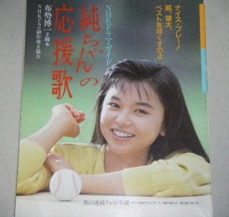 朝ドラ「純ちゃんの応援歌」の共演が結婚したきっかけ(画像引用:http://hifumi.ocnk.net/data/hifumi/product/20120902_a4b176.JPG)