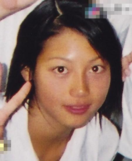 中学2年生の相武紗季(画像引用:http://livedoor.3.blogimg.jp/kinisoku/imgs/1/6/16b8f524.jpg)