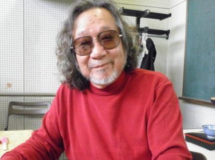「時をかける少女」など。映画監督の大林宣彦氏(画像引用:http://kitanoeizou.net/blog/wp-content/uploads/2011/11/%E7%84%A1%E9%A1%8C51.png)