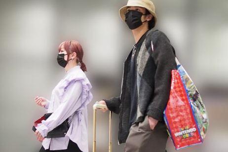 きゃりー&葉山USJデート