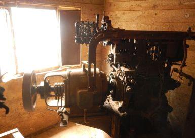 Aufzugmotor