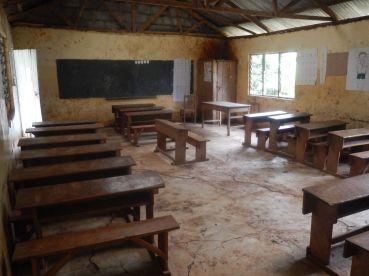 Landschule in der Nähe von Moshi