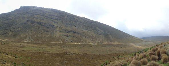 Unser Lager im Liki-North Valley